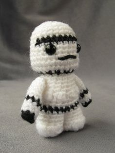 Starwars Mini Amigurumi Patterns (11) 8.