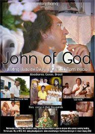 John of God, Brazilian healer!