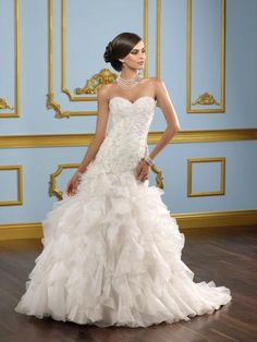 Blu Bridal by Mori Lee Dress 4914