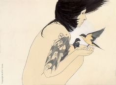 Gosia - Bird Lady