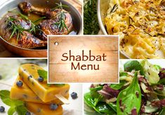 Shabbat Menu: Pan-Roasted Chicken with Rosemary and Mango Popsicles