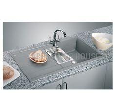Blanco Metra 6S Granite Sink