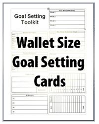 Goal Setting Toolkit