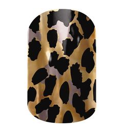 Gold Leopard! Jamberry Nail Shields, Nail Wraps - Buy Jamberry Nails