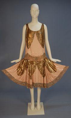 Robe de style dress, ca. 1920