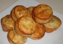 Gorgonzola Cheese Popovers