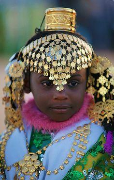 Africa | Portrait from Libya | © Sasi Harib