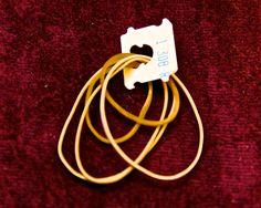 Clip for rubberbands  Photo: Liesl Clark