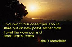3.30 - If you want to succeed...