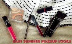 Easy and natural-looking summer makeup looks
