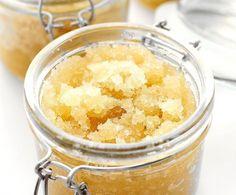 DIY Yummy Brown Sugar Body Scrub