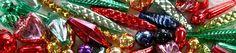 Czech Blown Glass Beads