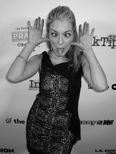 Tara Hunnewell, LA Comedy Shorts Awards Party - Elevate Lounge, Downtown LA by Real TV Films, via Flickr