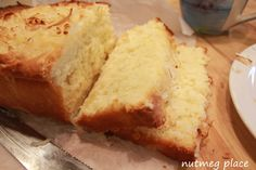 Pineapple Coconut Pound Cake