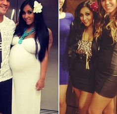 How did Snooki get so thin, so fast after giving birth to Lorenzo LaValle?    Recently, we rounded up what we knew of Snooki's post-pregnancy health habits. Now, Snooks herself has tweeted about how she lost the weight — and it's exactly what we thought!