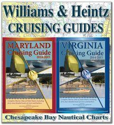 Order the new 2014-2015 Williams & Heintz Cruising Guides! http://www.whchartbook.com/store/