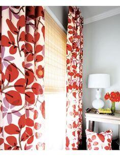custom window, window curtains, dream, color pretti, vibrant colors, window shade, decor imagin, window blind, curtain photo