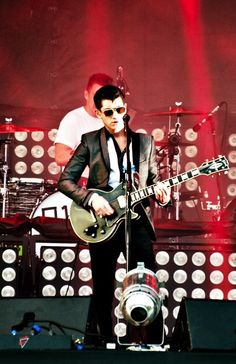 Alex Turner...Arctic Monkeys