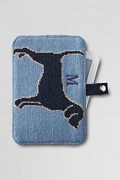 Dog Needlepoint Kindle/Nook/iPad mini Case