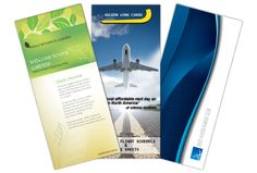 Brochure Printing- We supply brochures printed in one, two or full color process and our paper stock vary from printer to printer, but most are available in gloss or matte text pattern.