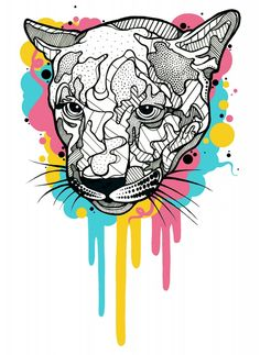 Puma Tattoo on Pinterest | Pumas, Panthers and Panther Tattoos