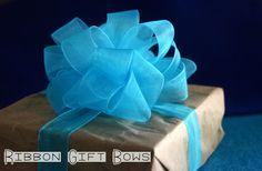 Ribbon Gift Bows