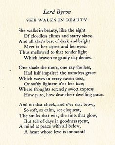 lord bryon, walks, lord byron, wisdom, beauti lord, poetri, beauty, quot, poetic justic