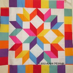 Quilt top for fun!