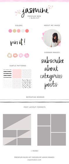 Premade Blog Graphic