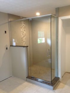 From a unique design as well as the vertical glass tile design