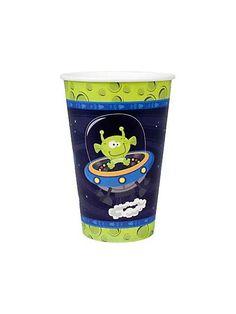Space Alien Cups