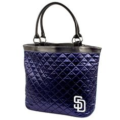 $50 San Diego Padres Quilted Tote  - MLB.com Shop