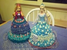 Disney Frozen Birthday Cakes