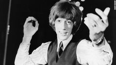 Cancer Claims the Life of Bee Gees' Robin Gibb