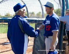 Sandy and Clayton, Spring Training 2014