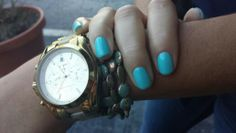 Always time for a Tiffany's gel manicure. www.aroyalpampering.com