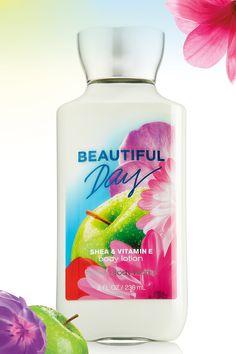 Get 16 hours of softer, more beautiful skin with 2x the moisture & 3x the shea! #BeautifulDay fragranc, lotion