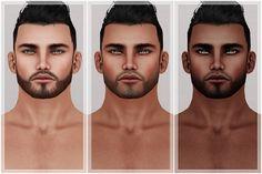 Cesare (SLINK, 4 Skins Tones, Facial Hair, Hairbase) | Flickr - Photo Sharing!