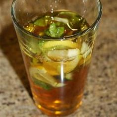 """Rob and Becky's Pimm's™ Lemonade 