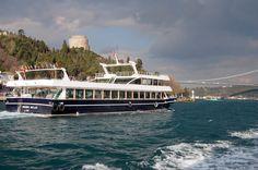 Bosphorus Cruise - Istanbul - Turkey