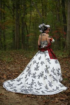 forests, flannel plaid, frilli dress, weddings, dresses, maryland, scottish theme