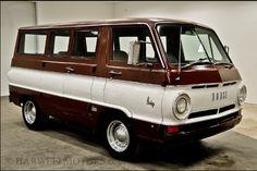 1966 Dodge A100 camper van