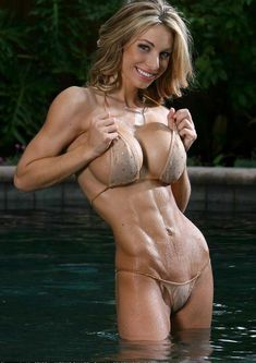 Female Ripped Six Pack ABS | ... Women Abs How to get Ripped Abs. For Men and Women | Easy 6 Pack Abs