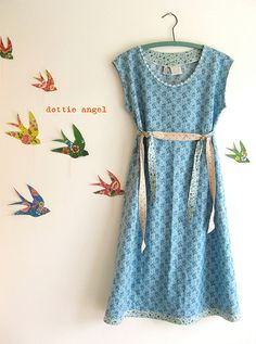 Dottie Angel dress tutorial