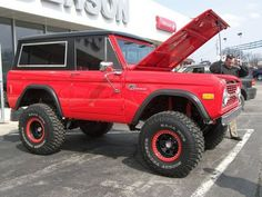 Used 1977 Ford Bronco