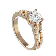 Spence Diamonds: Diamond Engagement Rings Made to  Order Style #7591
