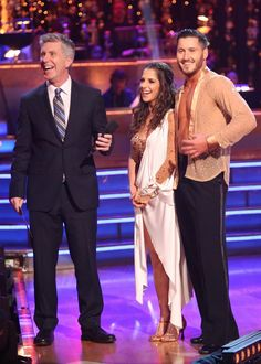 Dancing With The Stars: Kelly and Val