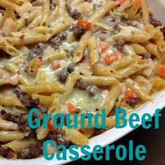 Ground Beef Casserole