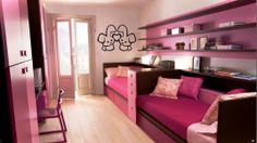 Best Modern Girls Room Ideas