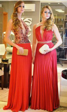 Madrinhas de casamento: Editorial : vestidos de festa
